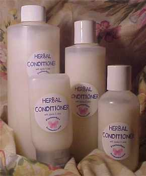 Herbal Conditioners